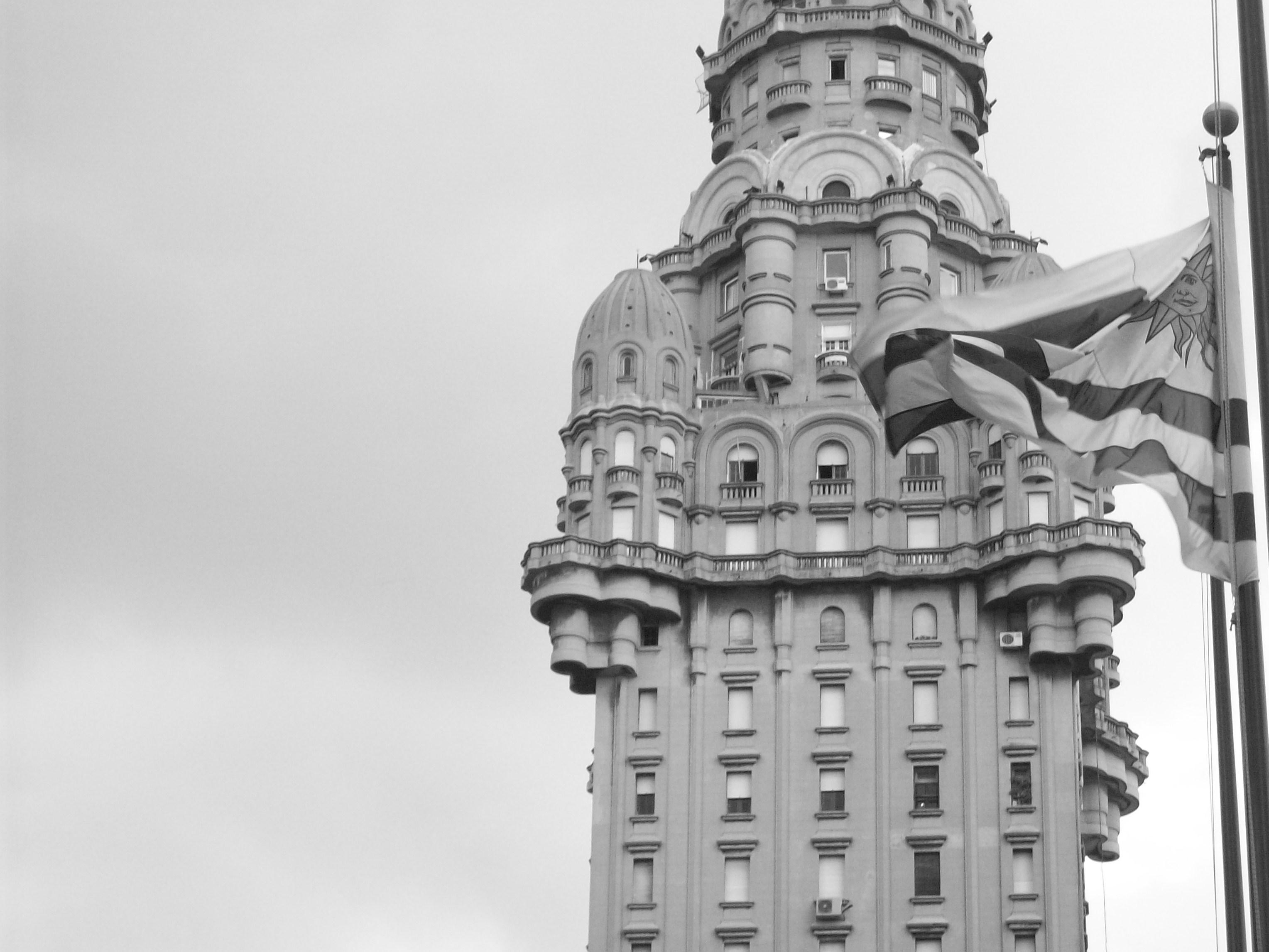 Palacio Salvo Uruguay